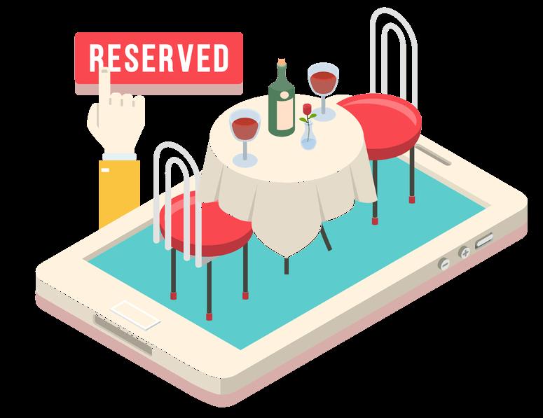 وبسایت رستوران